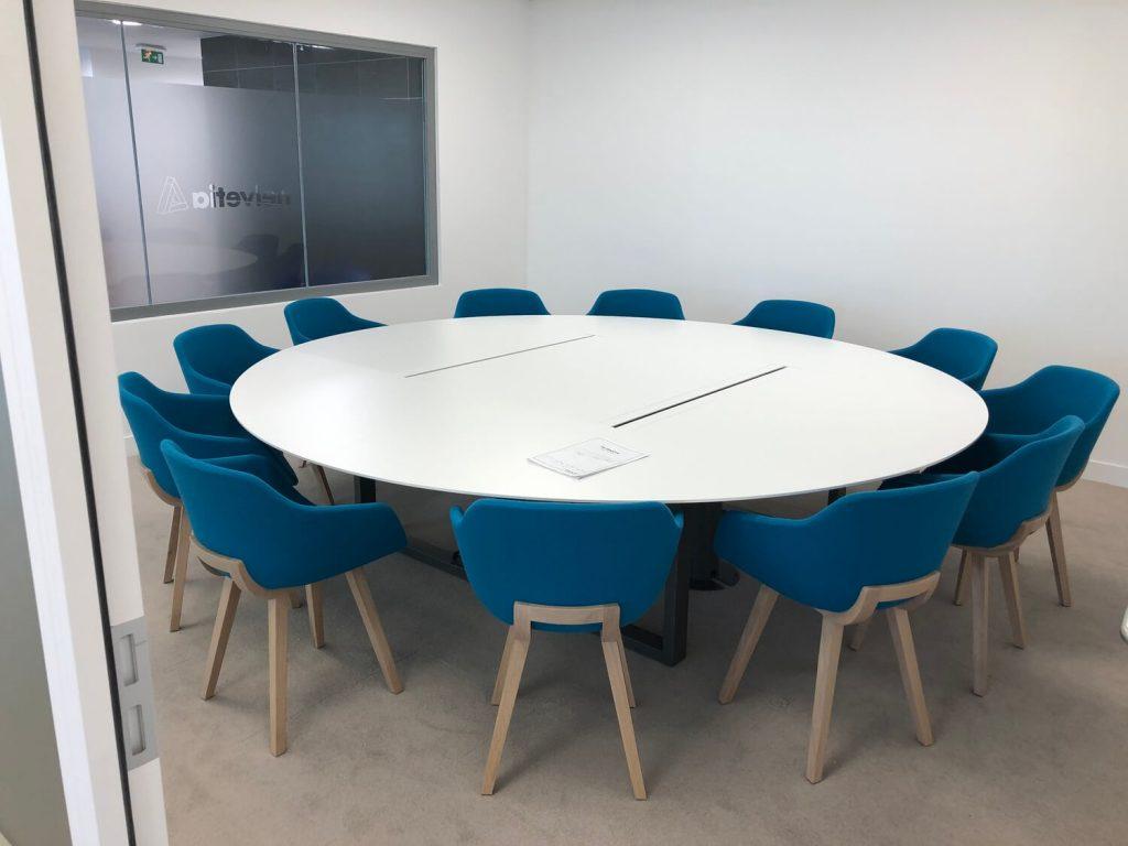 Déménagement salle de réunion